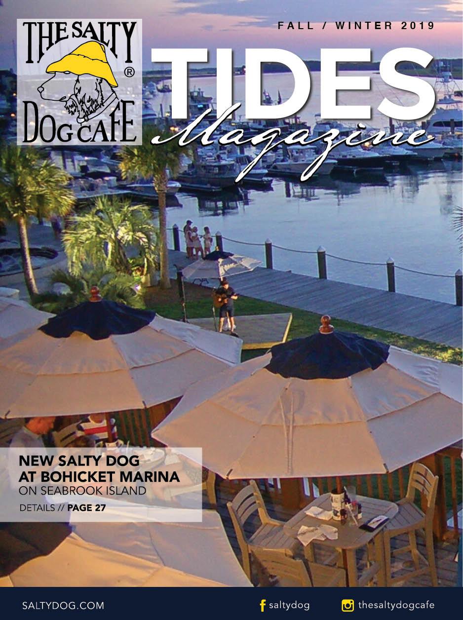 Tides Magazine Summer 2019 Page 1.